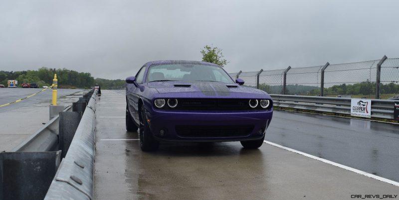 2016 Dodge Challenger RT Plum Crazy 9