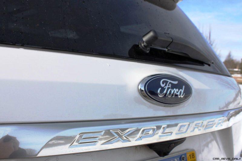 2016 Ford Explorer 4