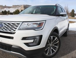 Road Test Review – 2016 Ford Explorer Platinum with Tim Esterdahl