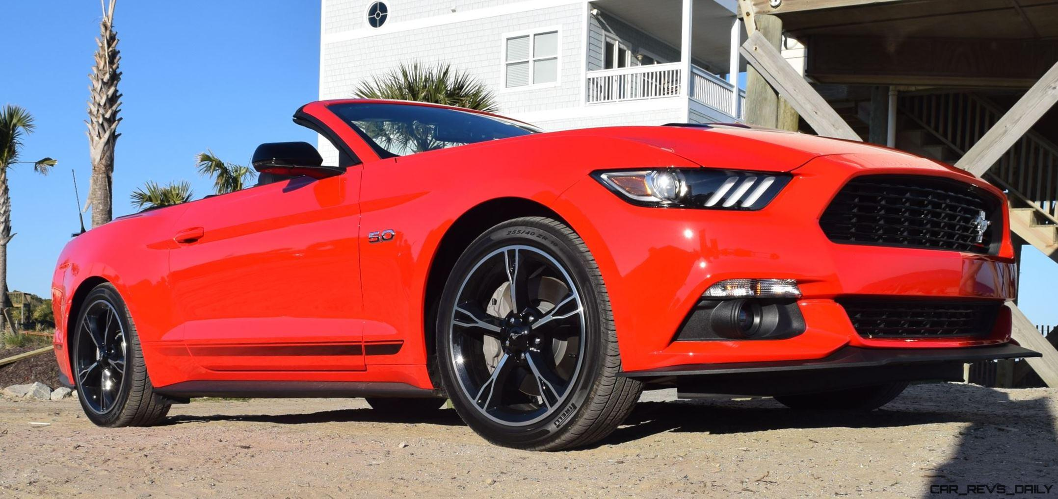 hd road test review 2016 ford mustang gt california. Black Bedroom Furniture Sets. Home Design Ideas