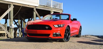 2016 Ford Mustang GT California Special 27