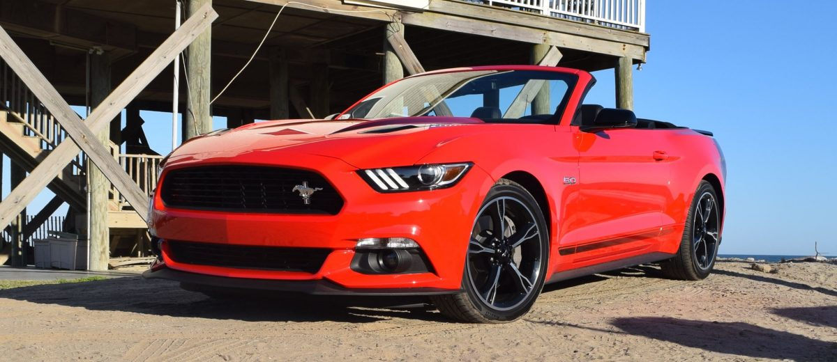 HD Road Test Review - 2016 Ford Mustang GT California Special (w/ Videos!)