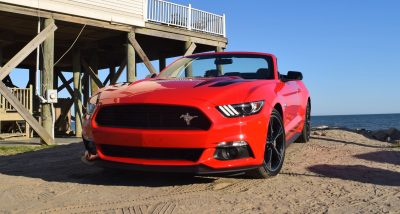 2016 Ford Mustang GT California Special 35