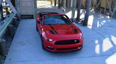 2016 Ford Mustang GT California Special 7