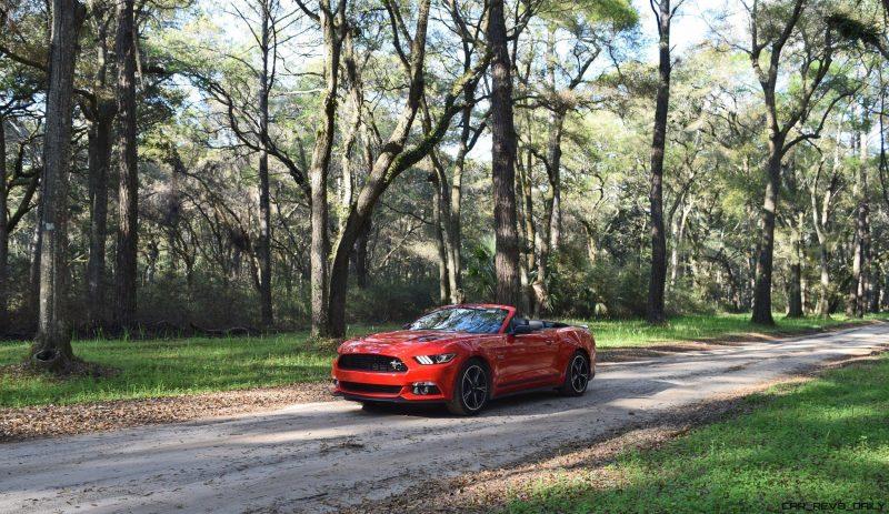 2016 Ford Mustang GT Convertible Botany Bay 10