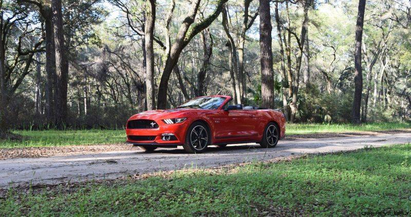 2016 Ford Mustang GT Convertible Botany Bay 11