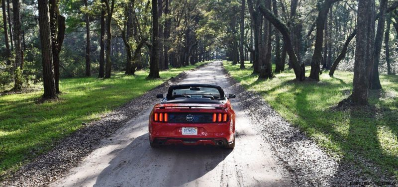 2016 Ford Mustang GT Convertible Botany Bay 15