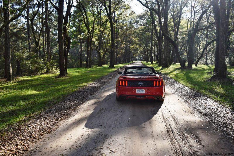2016 Ford Mustang GT Convertible Botany Bay 16