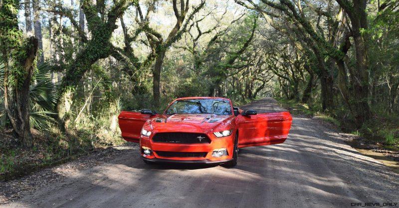 2016 Ford Mustang GT Convertible Botany Bay 19