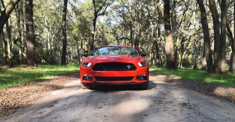 2016 Ford Mustang GT Convertible Botany Bay 2