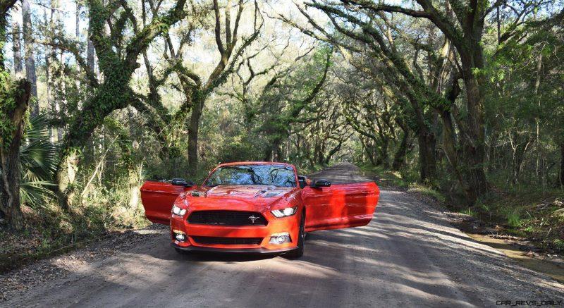 2016 Ford Mustang GT Convertible Botany Bay 20