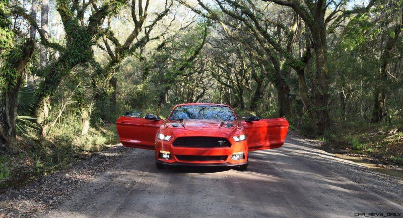 2016 Ford Mustang GT Convertible Botany Bay 21