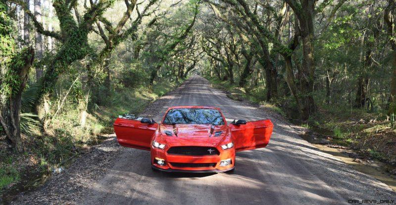 2016 Ford Mustang GT Convertible Botany Bay 24