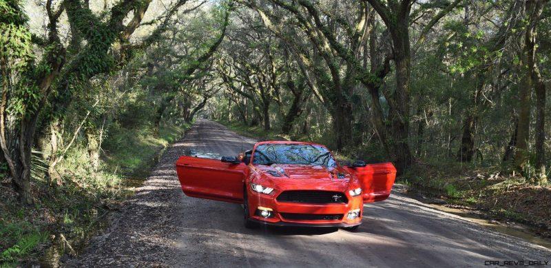 2016 Ford Mustang GT Convertible Botany Bay 25