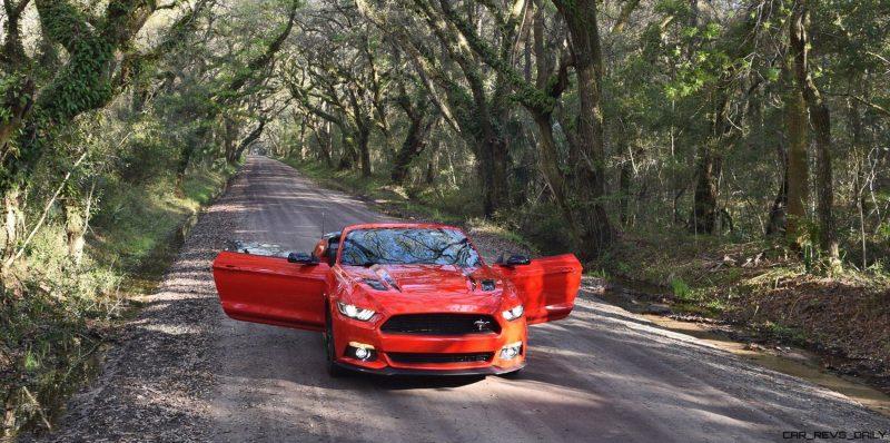 2016 Ford Mustang GT Convertible Botany Bay 26