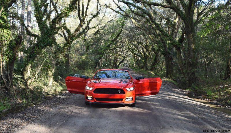 2016 Ford Mustang GT Convertible Botany Bay 28