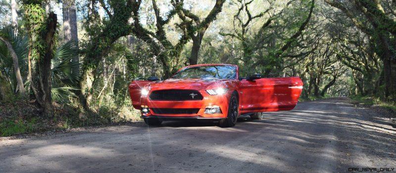 2016 Ford Mustang GT Convertible Botany Bay 29