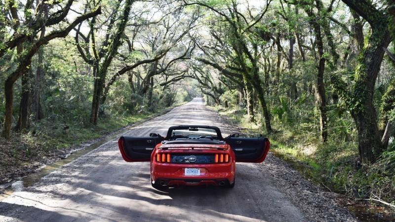 2016 Ford Mustang GT Convertible Botany Bay 30