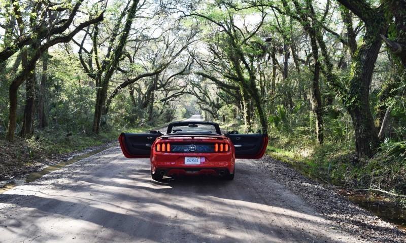 2016 Ford Mustang GT Convertible Botany Bay 31