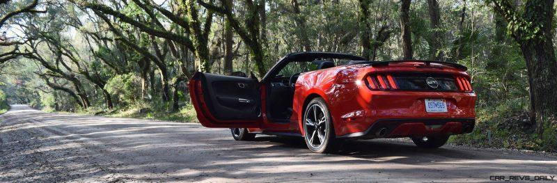 2016 Ford Mustang GT Convertible Botany Bay 34