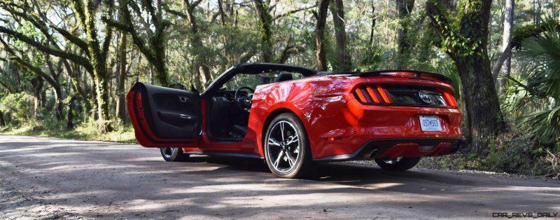2016 Ford Mustang GT Convertible Botany Bay 35