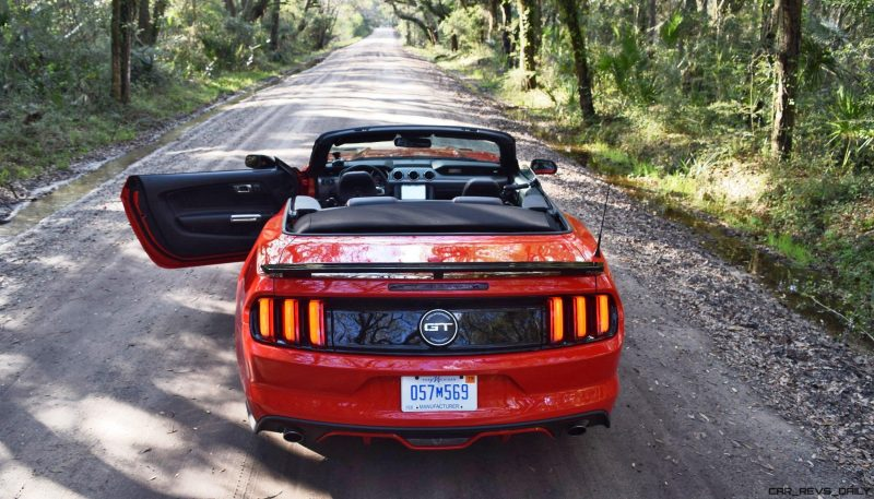 2016 Ford Mustang GT Convertible Botany Bay 36