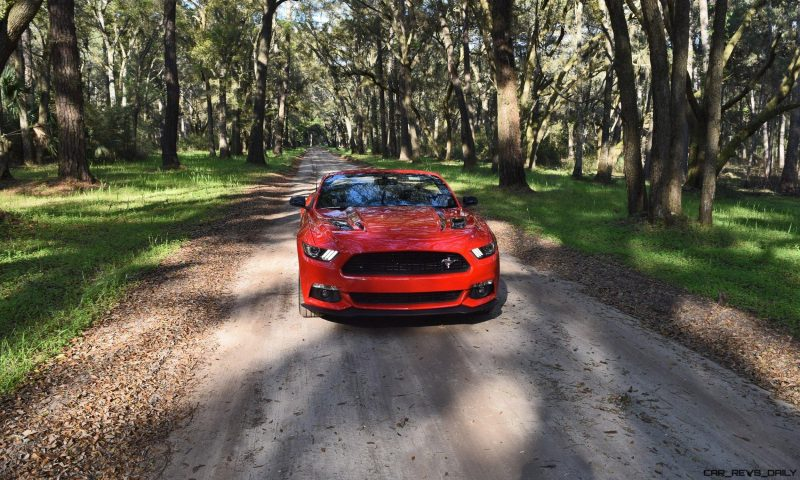 2016 Ford Mustang GT Convertible Botany Bay 4