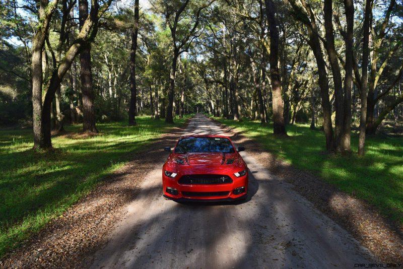 2016 Ford Mustang GT Convertible Botany Bay 6
