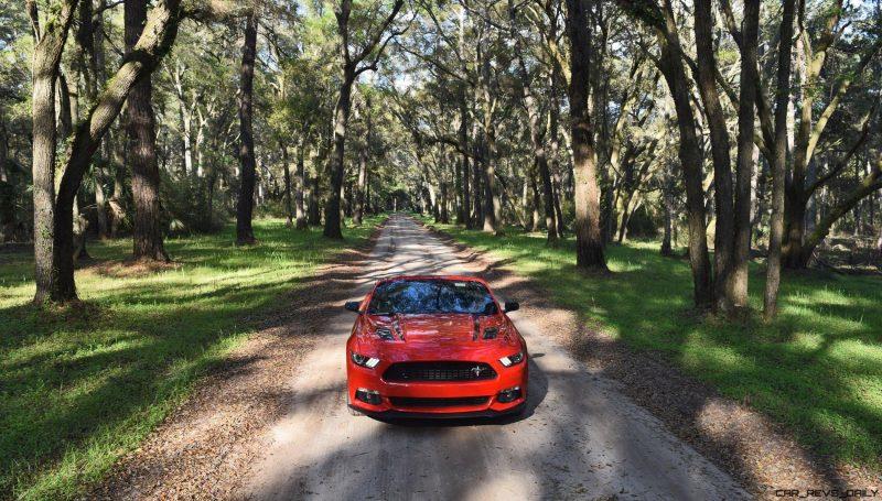2016 Ford Mustang GT Convertible Botany Bay 7