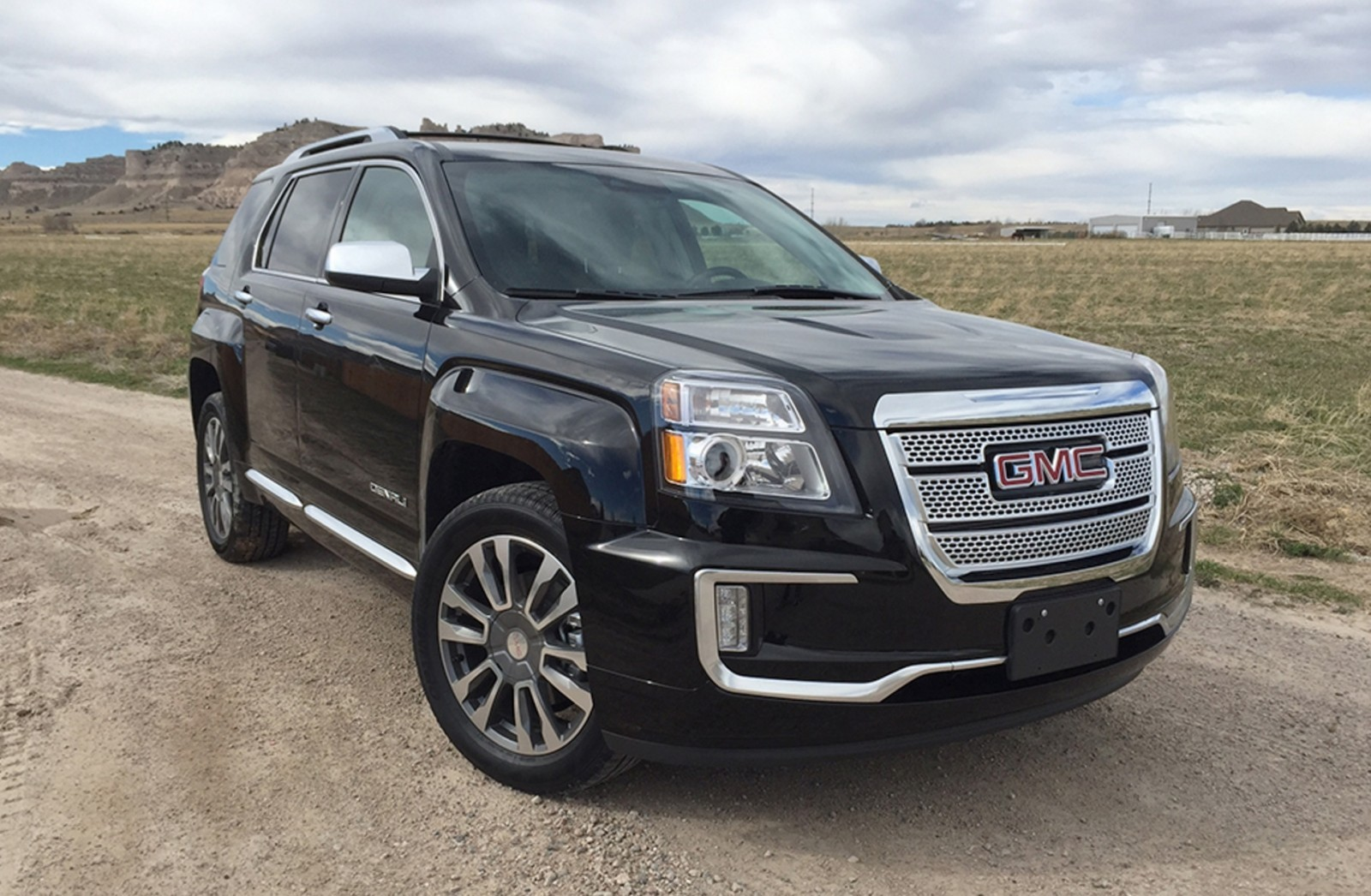 road test review 2016 gmc terrain denali awd by tim esterdahl car revs. Black Bedroom Furniture Sets. Home Design Ideas