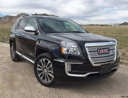 Road Test Review – 2016 GMC Terrain Denali AWD – By Tim Esterdahl