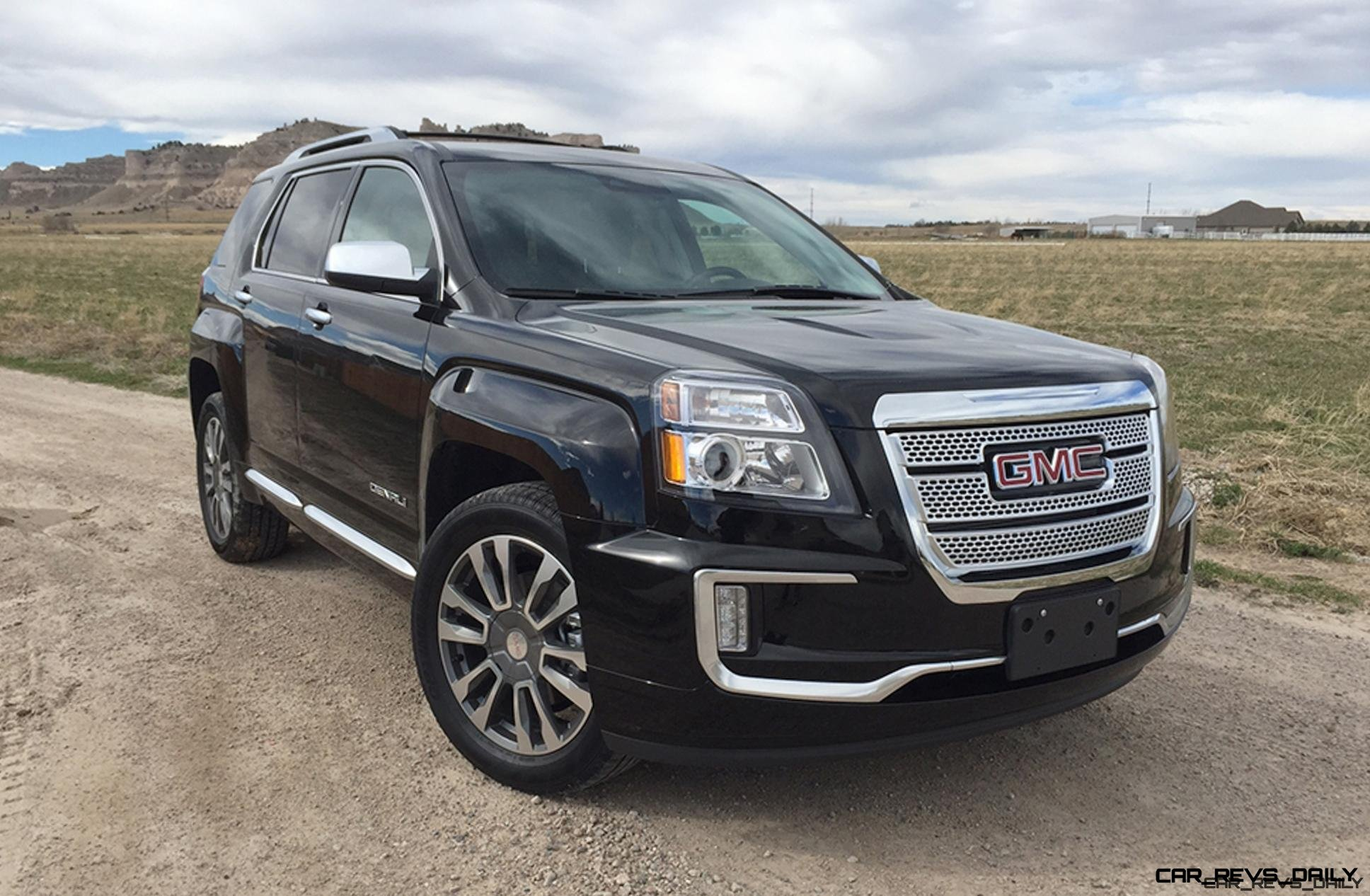 Road Test Review - 2016 GMC Terrain Denali AWD - By Tim ...