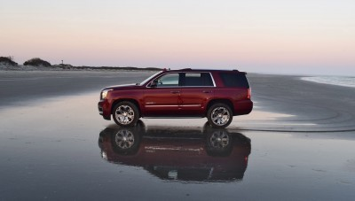 2016 GMC YUKON DENALI Review 54