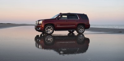 2016 GMC YUKON DENALI Review 55