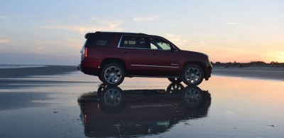 2016 GMC YUKON DENALI Review 62