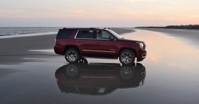 2016 GMC YUKON DENALI Review 63