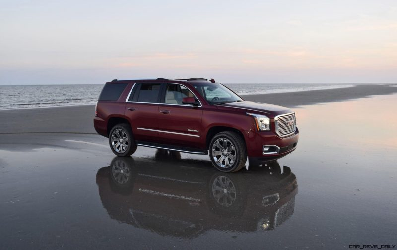 2016 GMC YUKON DENALI Review 64