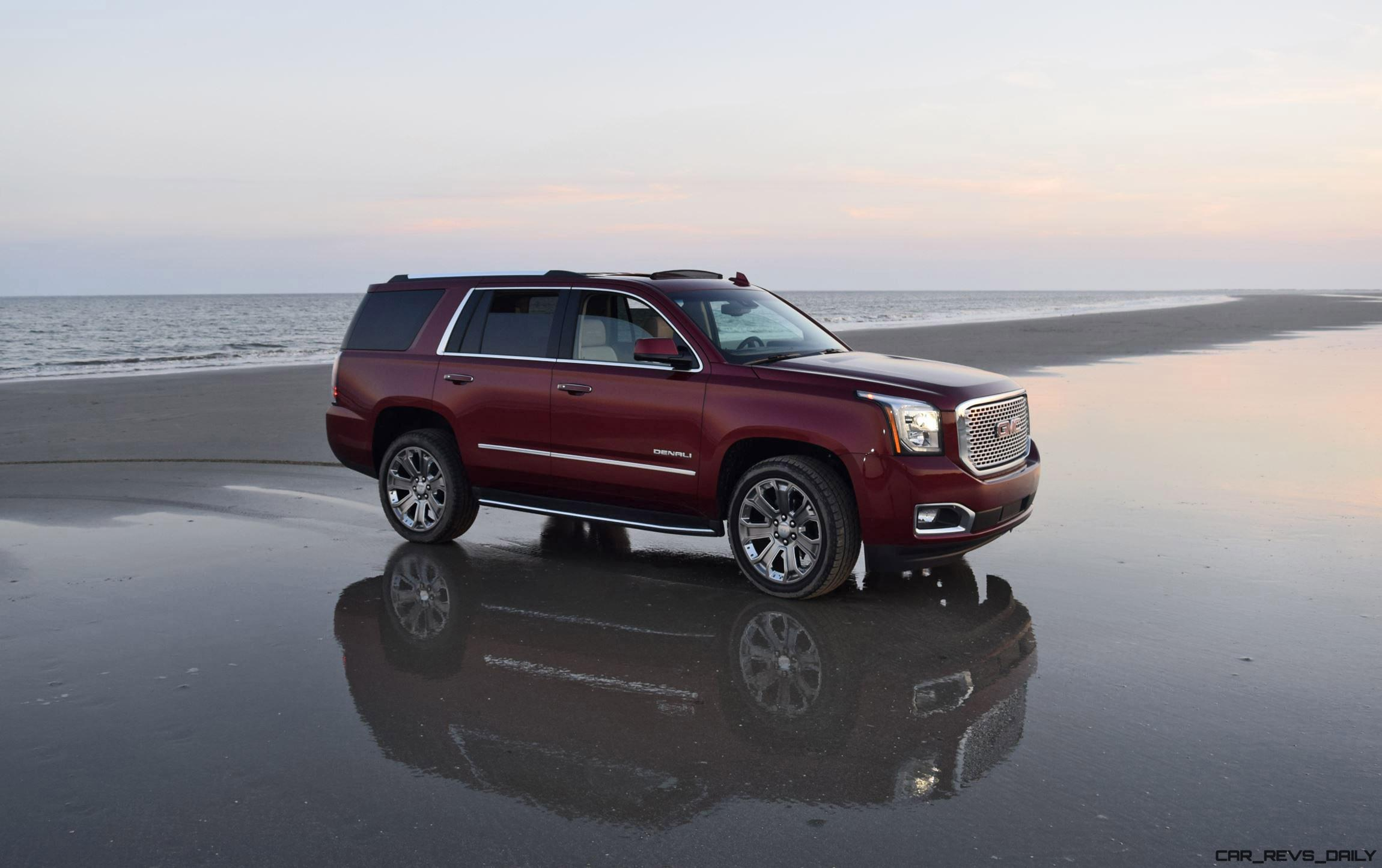 hd road test review 2016 gmc yukon denali 4wd. Black Bedroom Furniture Sets. Home Design Ideas