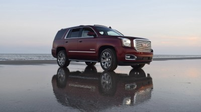 2016 GMC YUKON DENALI Review 65