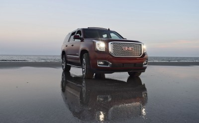2016 GMC YUKON DENALI Review 66