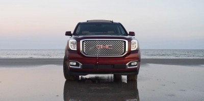 2016 GMC YUKON DENALI Review 67