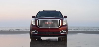 2016 GMC YUKON DENALI Review 68