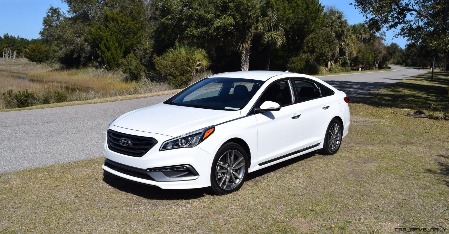 2016 hyundai sonata sport 2 0t quartz white 21. Black Bedroom Furniture Sets. Home Design Ideas