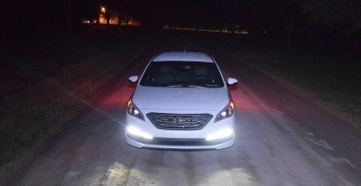 2016 Hyundai SONATA SPORT 2.0T Quartz White 25