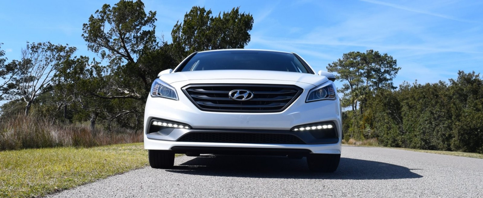 2016 hyundai sonata sport 2 0t quartz white 29. Black Bedroom Furniture Sets. Home Design Ideas