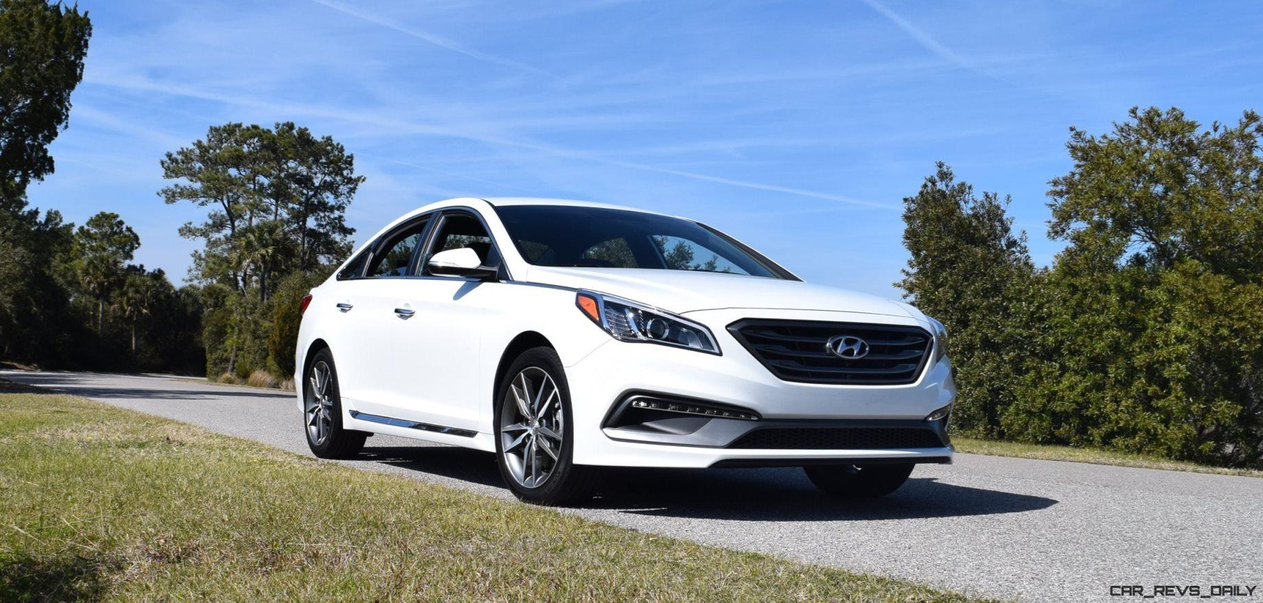 2016 hyundai sonata sport 2 0t quartz white 32. Black Bedroom Furniture Sets. Home Design Ideas