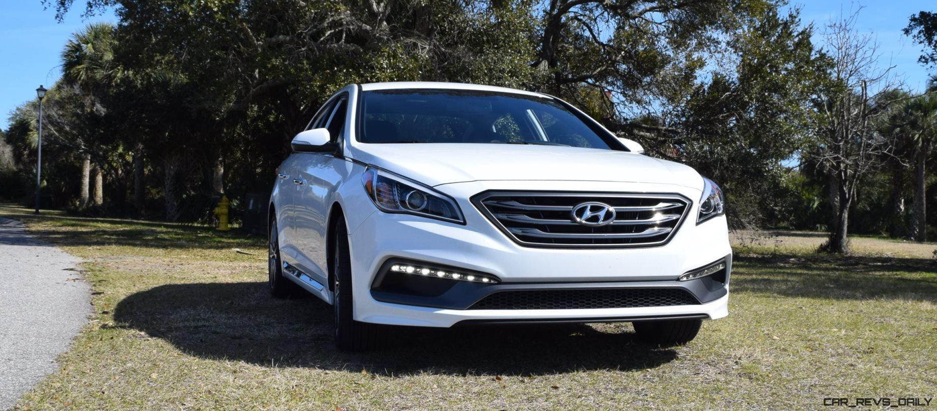 2016 hyundai sonata sport 2 0t quartz white 53. Black Bedroom Furniture Sets. Home Design Ideas
