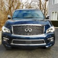 2016 INFINITI QX80 Limited AWD Review - EXTERIOR PHOTOS 3