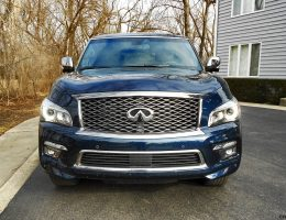 "Road Test Review – 2016 INFINITI QX80 Limited with Ken ""Hawkeye"" Glassman"
