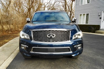 "Road Test Review - 2016 INFINITI QX80 Limited with Ken ""Hawkeye"" Glassman"
